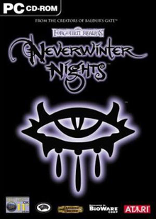 Box art for the game Neverwinter Nights