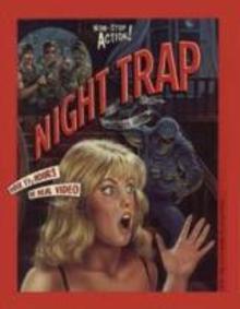 Capa do jogo Night Trap