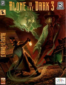 Box art for the game Alone in the Dark 3