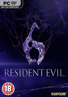 Box art for the game Resident Evil 6