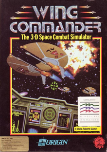 Box art for the game Wing Commander