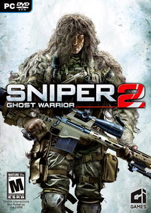 Box art for the game Sniper: Ghost Warrior 2