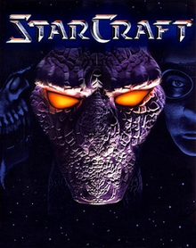 Box art for the game StarCraft
