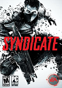 Box art for the game Syndicate