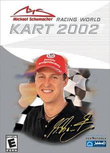 Michael Schumacher Racing World Kart 2002 PC