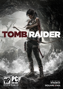 Box art for the game Tomb Raider