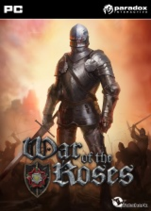 Box art for the game War of the Roses