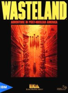 Box art for the game Wasteland