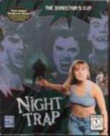 Capa do jogo Night Trap: The Director's Cut