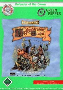 Capa do jogo Defender of the Crown