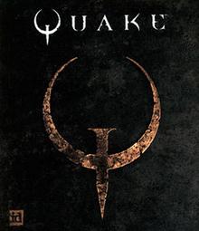Box art for the game Quake