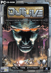 Box art for the game Outlive