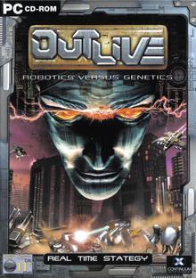 Capa do jogo Outlive
