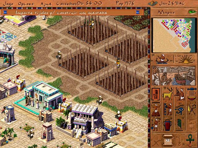 Pharao Spiel Pc
