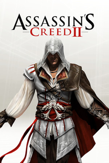 Box art for the game Assassin's Creed II