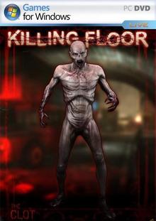 Box art for the game Killing Floor