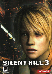 Capa do jogo Silent Hill 3