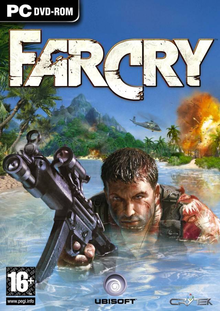 Box art for the game Far Cry