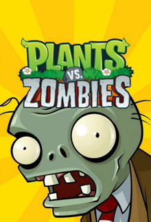 Box art for the game Plants vs. Zombies