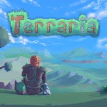 Box art for the game Terraria