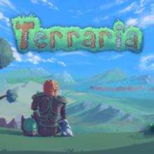 Capa do jogo Terraria