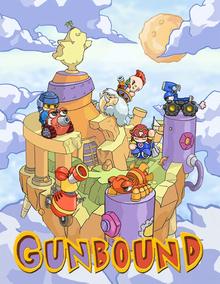 Box art for the game GunBound