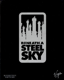 Box art for the game Beneath a Steel Sky