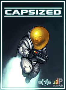 Box art for the game Capsized