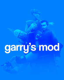 Box art for the game Garry's Mod