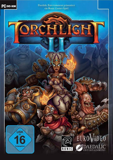 Box art for the game Torchlight 2