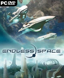 Box art for the game Endless Space