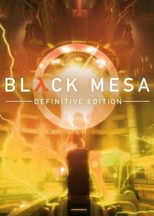 Box art for the game Black Mesa