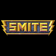 Box art for the game SMITE