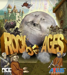 Box art for the game Rock of Ages