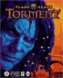 Box art for the game Planescape: Torment