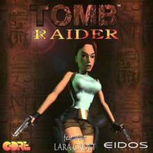Capa do jogo Tomb Raider (1996)