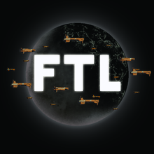 Box art for the game FTL: Faster Than Light