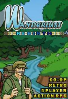 Box art for the game Wanderlust: Rebirth