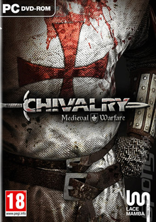 Box art for the game Chivalry: Medieval Warfare