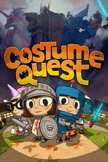 Capa do jogo Costume Quest