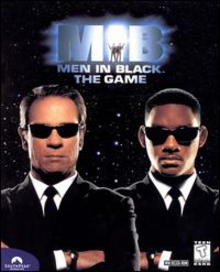 Box art for the game Men in Black: The Game