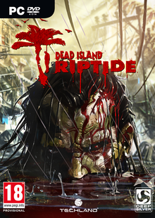 Box art for the game Dead Island: Riptide