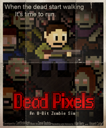 Box art for the game Dead Pixels