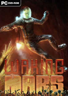 Box art for the game Waking Mars