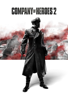 Box art for the game Company of Heroes 2