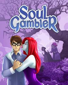 Box art for the game Soul Gambler