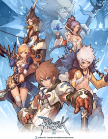 Box art for the game Ragnarok Online 2: The Legend of the Second