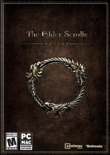 Box art for the game The Elder Scrolls Online