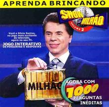 Box art for the game Show do Milhão 2