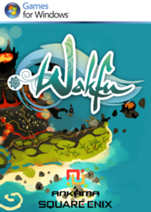 Box art for the game Wakfu